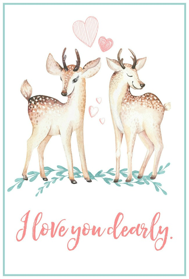Free Printable Valentine S Day Cards And Tags Clean And Scentsible