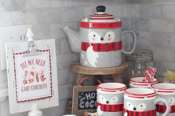 Valentine's Day Hot Chocolate Bar Printables