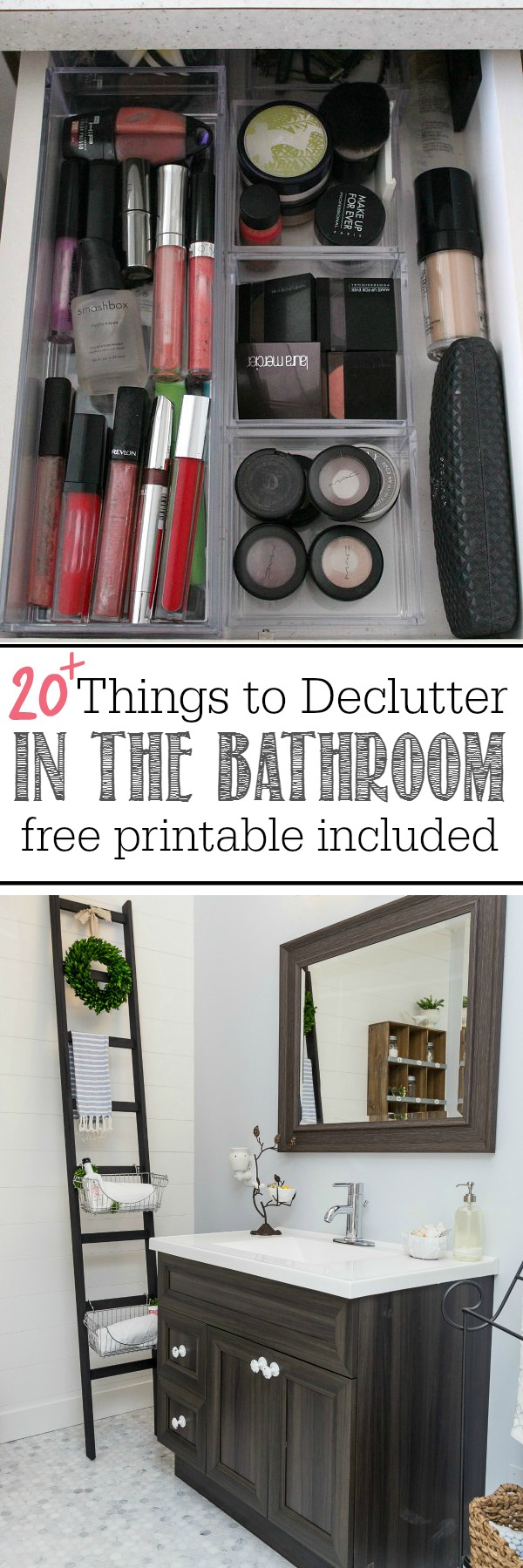 Bathroom Things: How To Keep Your Bathroom Cleaned And Organized