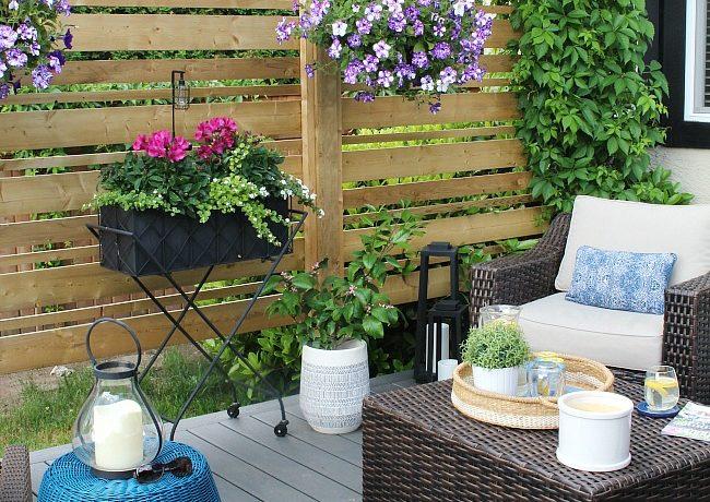 Outdoor Living – Summer Patio Decorating Ideas