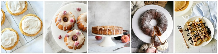 Collection of the best fall recipes.