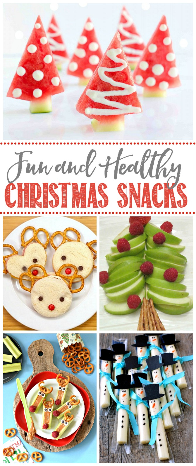 da56417294a80 Healthy Christmas Snacks - Clean and Scentsible