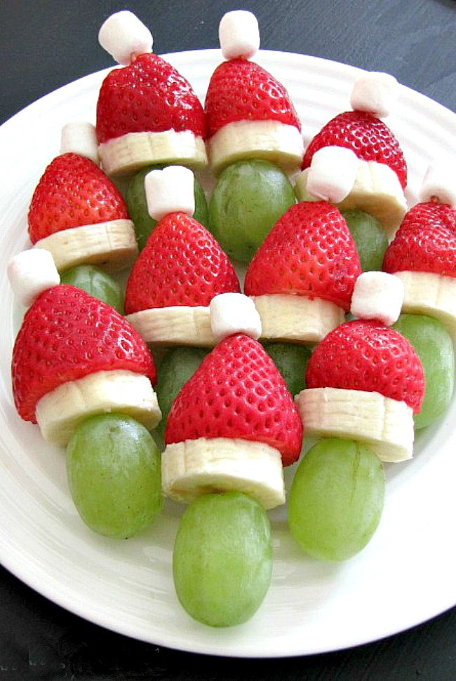Christmas Ideas For Kids.Healthy Christmas Snacks Clean And Scentsible