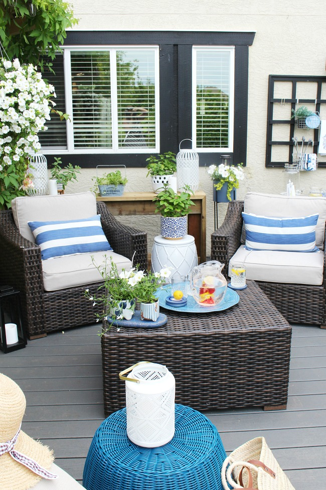 Backyard Patio - Creating a Relaxing Retreat - Clean and ... on Backyard Patio  id=66706