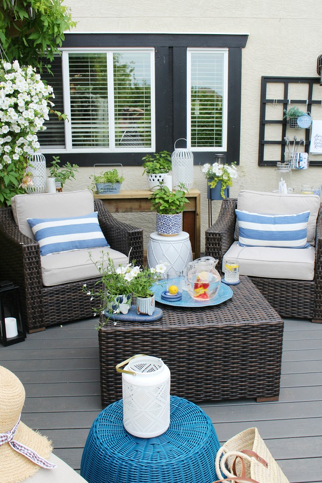 How To Clean Patio Furniture Clean And Scentsible