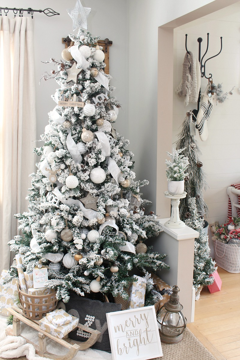 Cozy Christmas Home Tour And Decorating Ideas Clean And Scentsible