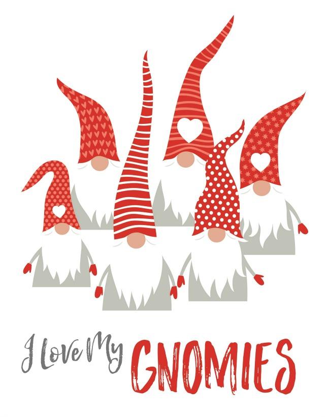 Happy Gnomie