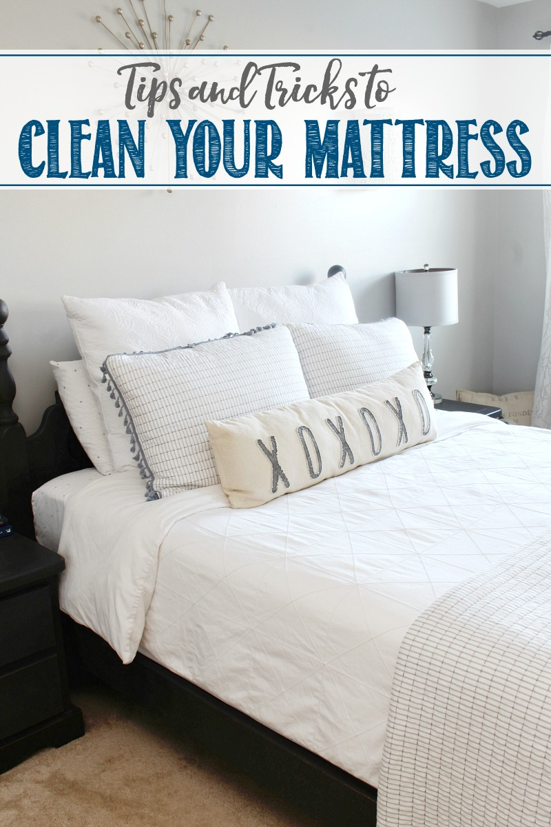 How To Clean Mattress Without Vacuum