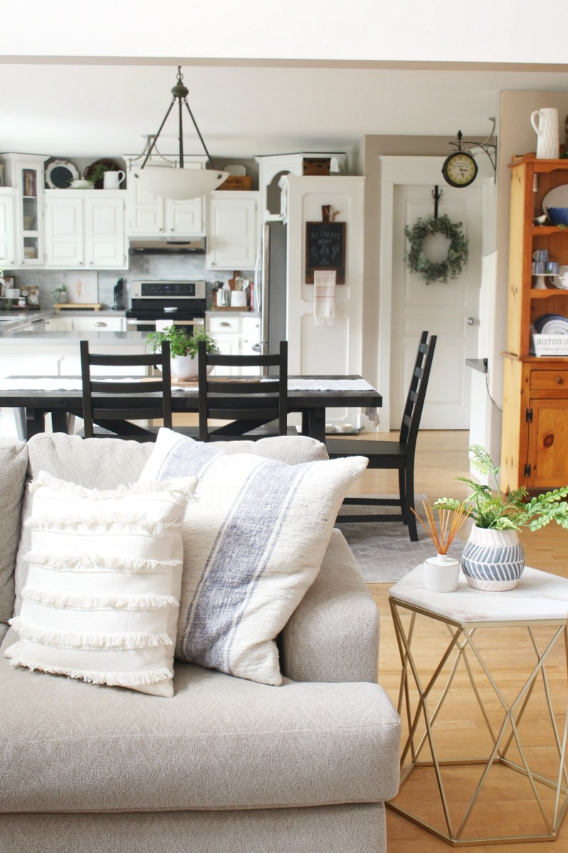 Summer Living Room Decor Clean And Scentsible