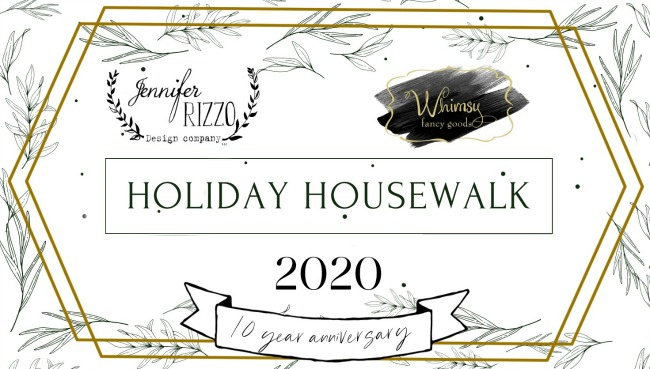 Holiday Housewalk Christmas Home Tours.
